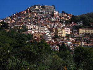 Veduta di Rocca di Papa (fonte: facebook, pagina ufficiale del Comune)