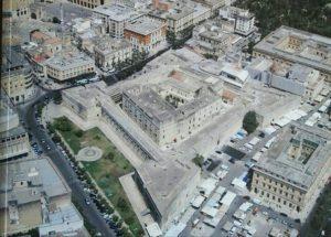 Castello Carlo V di Lecce, foto Michele Onorato