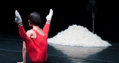 Il CollettivO CineticO di Ferrara. Danze in bilico tra geometria e turbinio