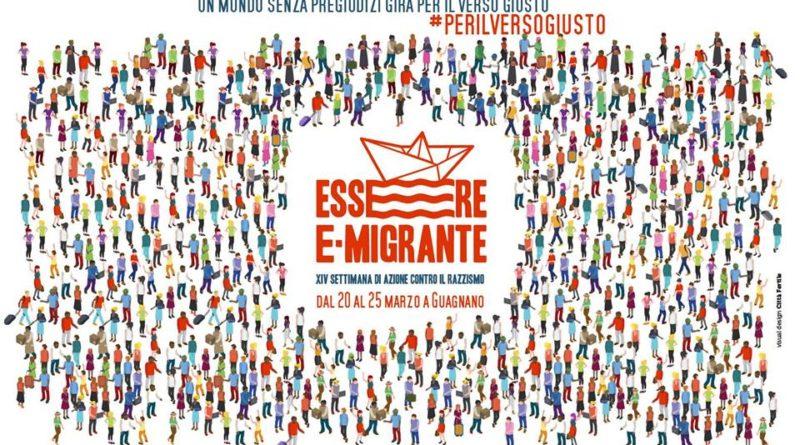 Essere e-migrante. Incontri, cinema, teatro e fotografia a Guagnano