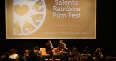 Salento Rainbow Film Fest. A corpo libero