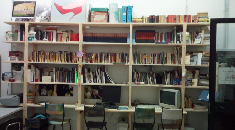 Nuova sede per il Centro di Lettura dell'associazione Le Ali di Pandora