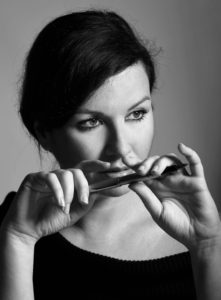Luisa Ruggio, foto di Riccardo Belardi