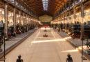 Il Sogno di Bayard, Le chemin de fer de Napoli – Portici. A Pietrarsa la mostra