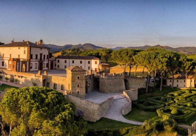 L'Umbria e la natura del bel paesaggio al Castello di Solfagnano