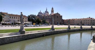 Prato della Valle, uno dei simboli di Padova