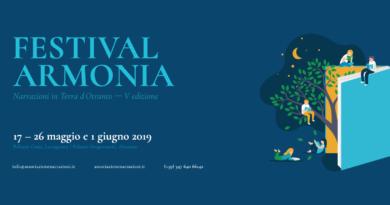 Festival Armonia. Al via la quinta edizione tra Lucugnano e Alessano