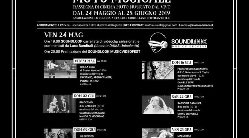MUTO MUSICALE. Cinema e musica a Corigliano d'Otranto