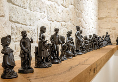 """Le opere """"mozzafiato"""" di Dario Agrimi nella Galleria Cattedrale di Conversano"""