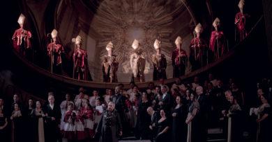 Tosca al Gran Teatro all'Aperto Puccini
