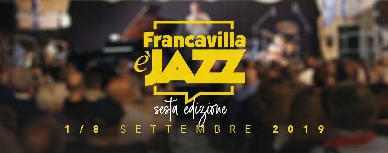 Francavilla è Jazz. Così il centro storico si colora di note