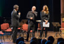 Premio Euridice a Giuliano Sangiorgi dei Negramaro
