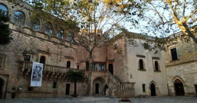 Castello Dentice di Frasso  ed Elisabetta Schlippenbach
