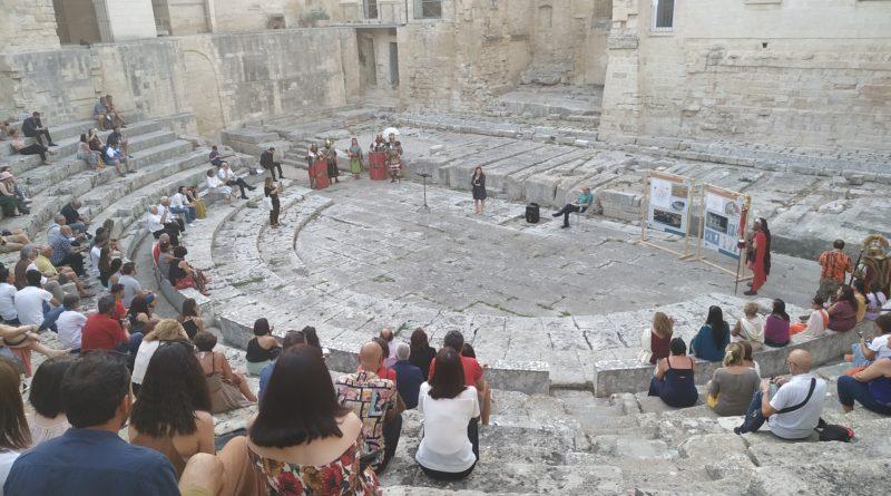 A Lupiae, sulle tracce dei resti romani e del teatro augusteo