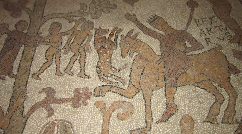 Fede e fantasia ad Otranto nel mosaico di Pantaleone