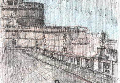 """Roberto di Costanzo:  """"Roma. Viaggio segreto con Eros"""