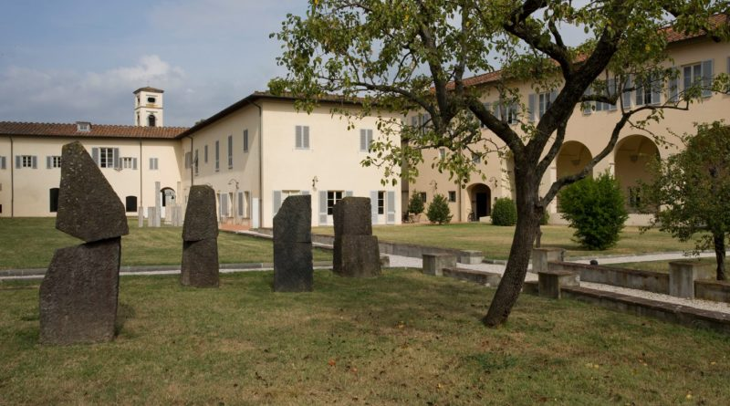 Cioni Carpi e Gianni Melotti alla Fondazione Ragghianti