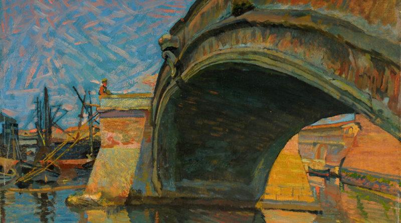 "Mario Puccini ""Van Gogh involontario"""