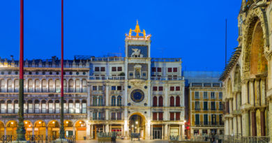 Venezia svela le sue bellezze