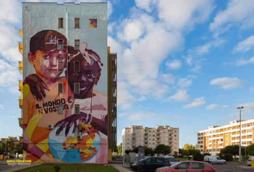 chekos art , Il mondo e nostro