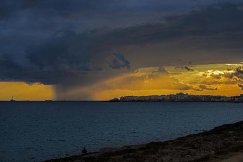 Gallipoli,tramonto, 2013, Michele Piccinno