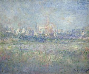 Claude Monet (1840-1926)Vétheuil nella nebbia, 1879Olio su tela, 60x71 cmParigi, Musée Marmottan Monet, lascito Michel Monet, 1966Inv. 5024© Musée Marmottan Monet, Académie des beaux-arts, Paris