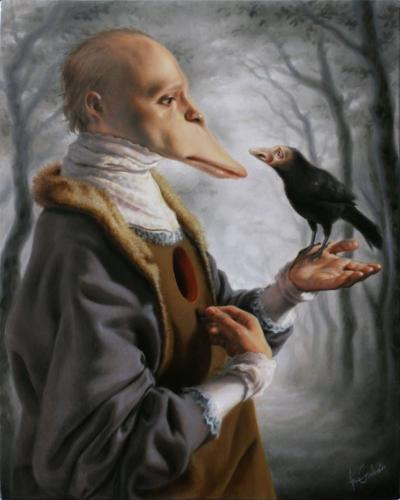 José Luis López Galván, Amor y miedo