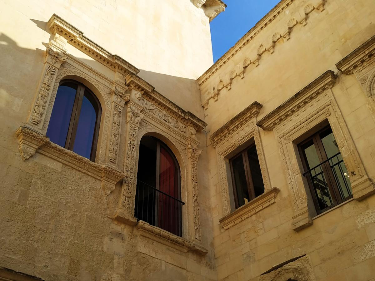 Palazzo Vernazza, foto Sara Foti Sciavaliere