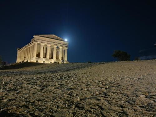 Tempio della Concordia, Valle dei Templi, Agrigento,  foto di Dario Bottaro