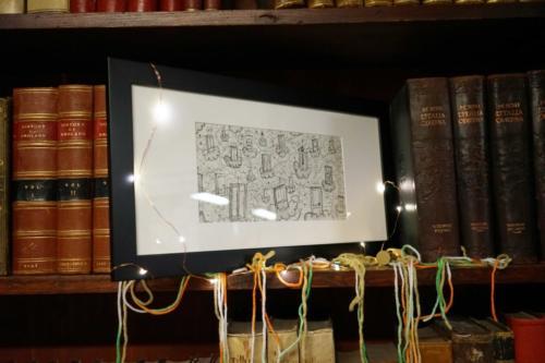 francesco-zavattari-nero-avorio-calligrammes-roma 40