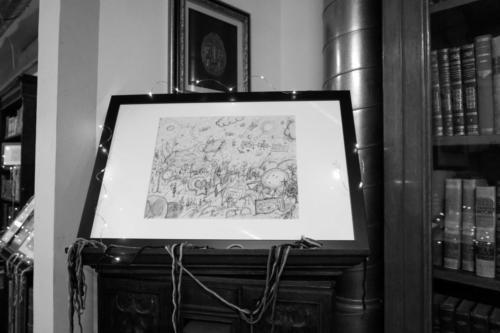 francesco-zavattari-nero-avorio-calligrammes-roma 49