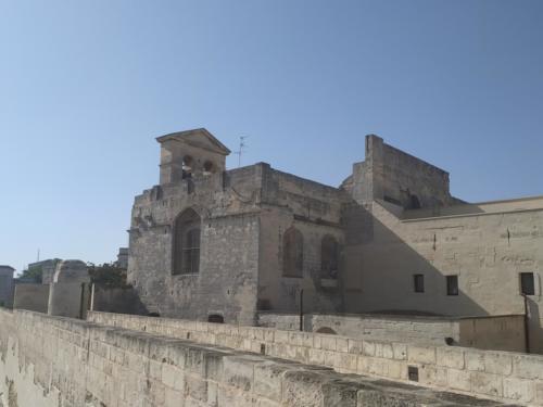 Il Castello di Lecce foto di Sara Foti Sciavaliere