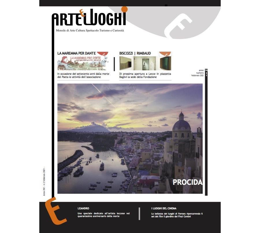 Arte e Luoghi | Febbraio 2021
