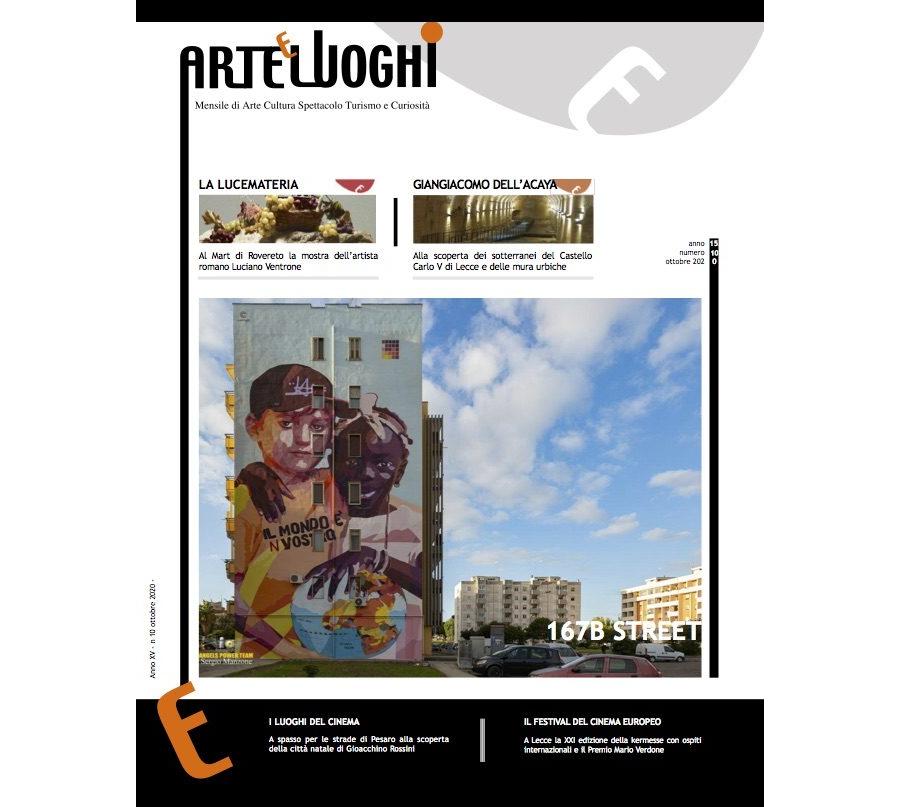 Arte e Luoghi | ottobre 2020